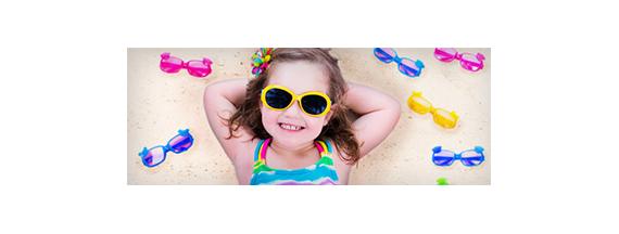 Kinder Sonnenschutz