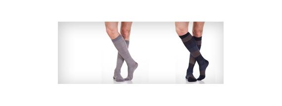 Elastische Socken