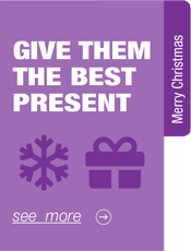 Give them the best present