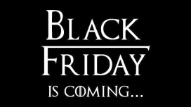 BlackFriday is coming